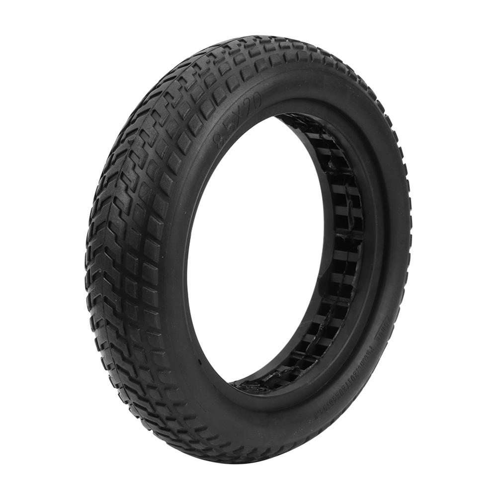 Neumáticos eléctricos de Scooter sin inflación, neumático de caucho sólido antiexplosión para Xiaomi Scooter Mijia M365, neumático eléctrico de Scooter 2019