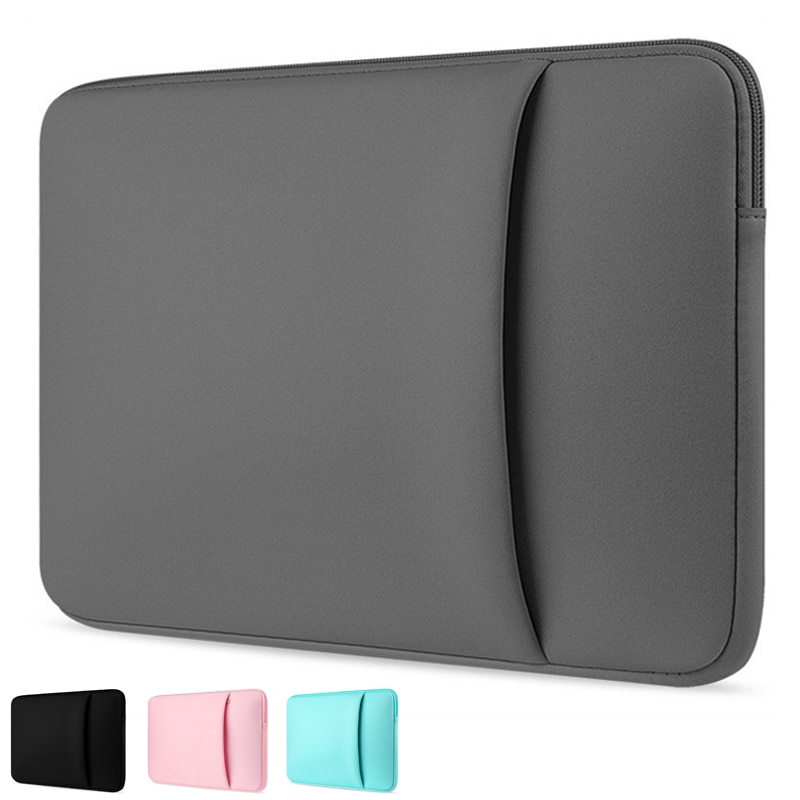 Funda para portátil de manga suave a la moda para Mac Macbook AIR PRO Retina de 11 pulgadas, 12 pulgadas, 13 pulgadas, 15 pulgadas, funda para portátil Ultrabook de 14 pulgadas y 15,6 pulgadas