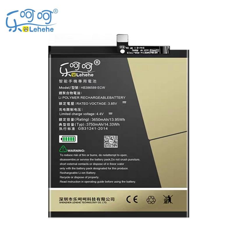 LEHEHE HB386589ECW batería para Huawei P10 Plus Honor 8X View 10 V10 Mate 20 Lite Nova 3 4 3750mAh baterías con herramientas de regalo
