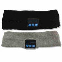 Casque sans fil Bluetooth sport bandeau Hifi écouteur stéréo casque sommeil oeil masque lecteur avec micro