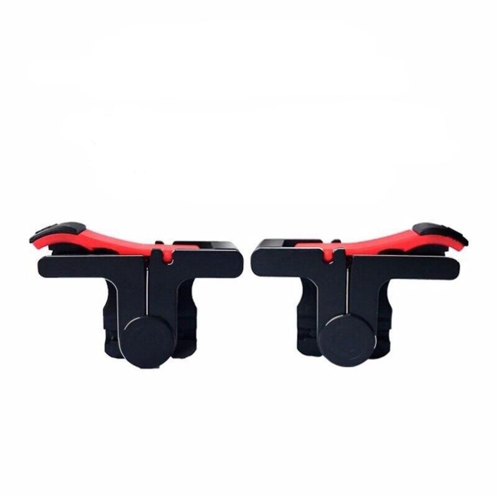 D9Mobile Game Controller Gamepad plastic L1R1 keypads Phone Joystick Sensitive Shoot and Aim Trigger