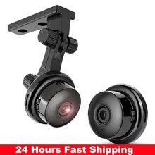 SNOSECURE-caméra sans fil 1080P HD IP   Audio bidirectionnel, Vision nocturne, moniteur vidéo, 360 degrés, sécurité domestique, caméra WIFI