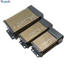 Alimentation à découpage étanche à la pluie IP43 DC12V 60W 100W 150W 200W 300W 400W 12V LED transformateur extérieur DC 12V