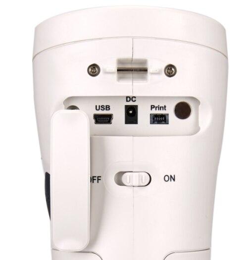Paint colorimeter CS-200  Portable Color Detector Delta E Color Difference Test Colorimeter enlarge