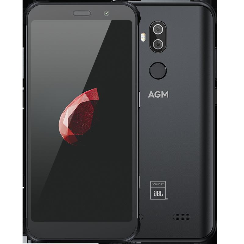 AGM X3 JBL-Cobranding 6GB/8GB RAM 64GB/128GB ROM IP68 Waterproof Mobile Phone Dual BOX Speaker NFC Play Store Multi-lingual OTA