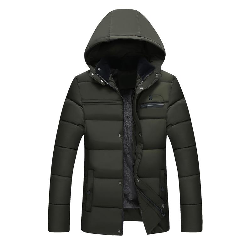 MRMT 2020 العلامة التجارية الجديدة في منتصف العمر الرجال السترات القطن سميكة معطف للذكور أفخم سترة قطن الملابس الخارجية منتصف العمر