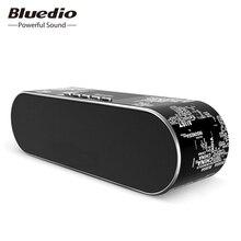 Bluedio AS-BT بلوتوث لاسلكي مصغر المتكلم نظام الصوت المتكلم ثلاثية الأبعاد ستيريو الموسيقى المحيطي سماعات محمولة
