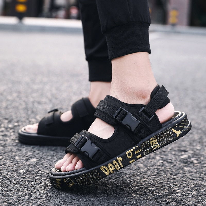 Zapatillas informales antideslizantes para Hombre, zapatos informales para exteriores, suaves, impermeables, para...