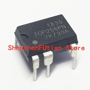 10pcs/lot TOP256PN TOP256PG TOP256P DIP-7 New In Stock
