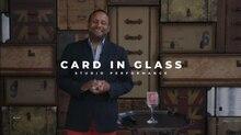 2020 carte en verre par Ernesto Melero-tour de magie