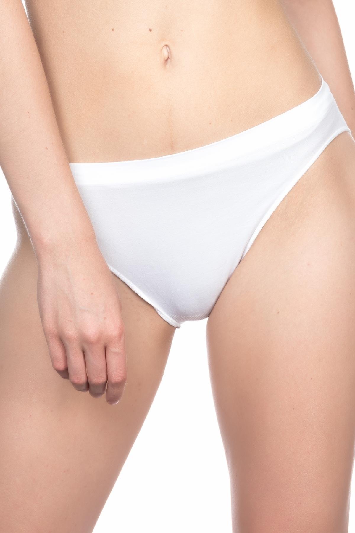 Enemal 3001 Seamless Briefs Panties White the white briefs футболка