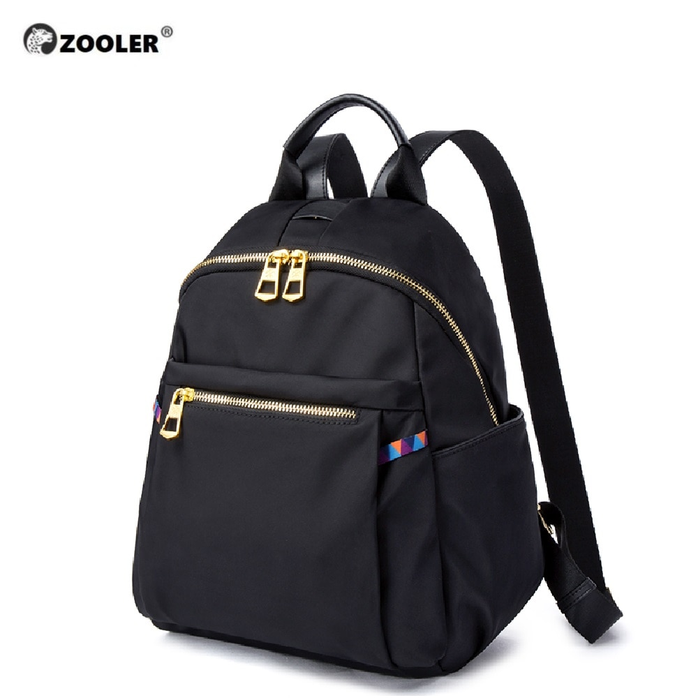 HOT fashion ZOOLER brand woman backpack High quality Oxford backpacks women luxury school bags large travel bag#Hy201