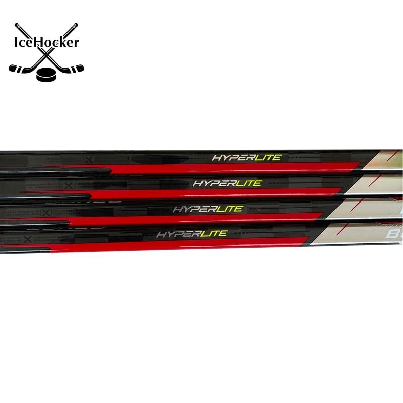 NEW VAPOR Series Ice Hockey Sticks Hyper Lite 380g Light Weight Blank Carbn Fiber Ice Hockey Sticks tape Free Shipping