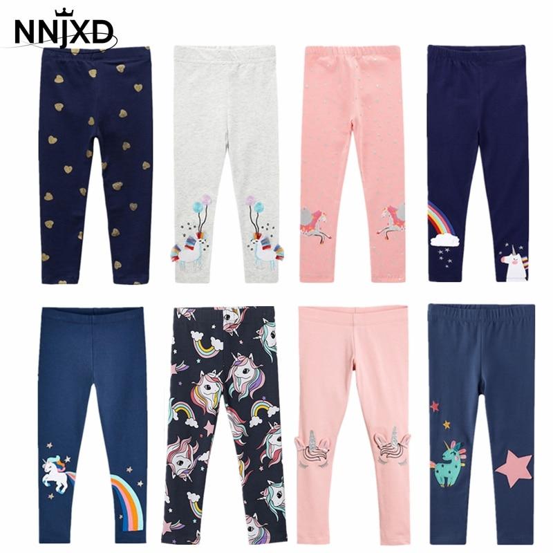 aliexpress.com - Girls Leggings 100% Cotton Boy's Trousers Fille Kids Pants Girls Pants Skinny Print Cartoon Pattern Children Leggings Trousers