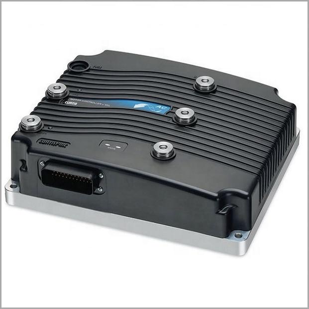 Curtis 48V/80V AC контроллер скорости двигателя 1238-6501