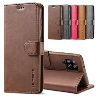 case for samsung a42 5g case leather vintage phone cases on hoesje samsung galaxy a42 5g case flip magnetic wallet cover a 42 5g
