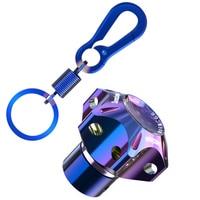 Универсальный шестигранный ключ с ЧПУ, наконечник ключа с защитой от кражи, крышка ключа мотоцикла, четырехъядерный замок, головка ключа, ал...