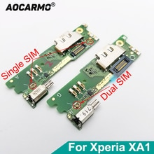 For SONY Xperia XA1 G3121 G3125 G3112 G3116 5'' Microphone Mic USB Charging Port Charger Dock Connec
