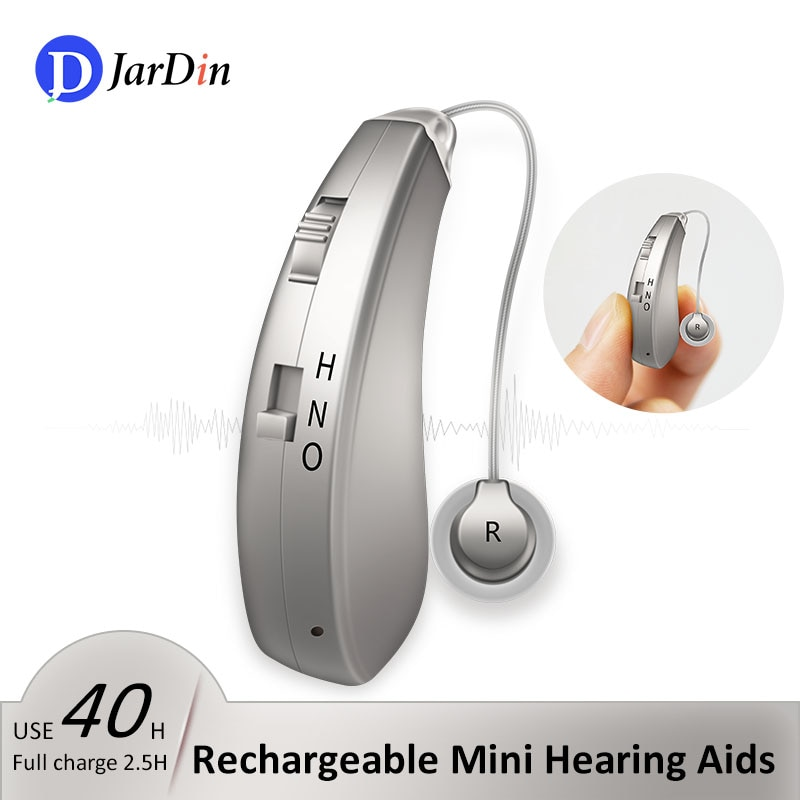 قابلة للشحن السمع الرقمية مكبرات الصوت السمع اللاسلكية المصغرة مساعدات للسمع أفضل مكبرات الصوت السمعية فقدان معتدل