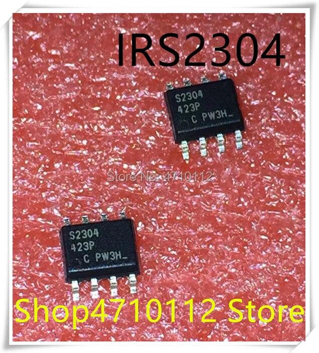NEW 10PCS/LOT S2304 IRS2304 IRS2304STRPBF SOP-8 IC