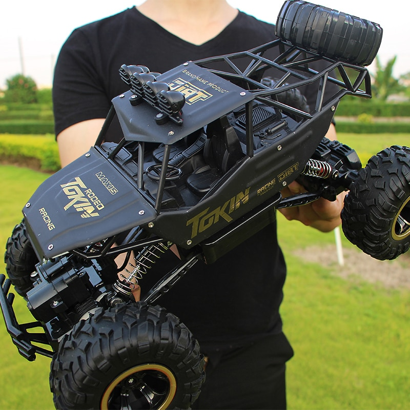 1:12 4WD RC Car Updated Version 2.4G Radio Control RC Car Toys Buggy 2020 High speed Trucks Off-Road