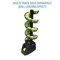 tennis tossing machine self help single practice with net catcher multi ball training assist