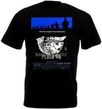 Platoon Movie Poster Mens Sports Tshirts Trump T-Shirt White Tshirts Corgi T-Shirts Bull Terrier Agsjso