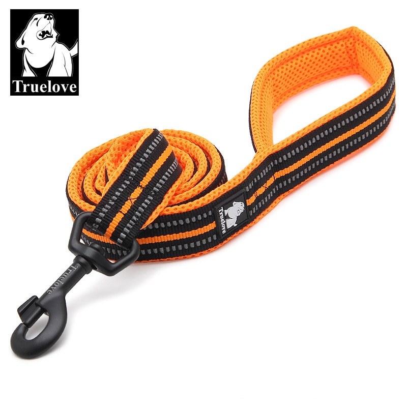 Truelove Dog Leash Reflective Nylon Webbing Zinc Alloy Hook Suitable For Small And Large Pet Dogs 110/200CM Length Products