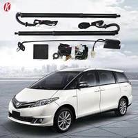 electric tailgate for toyota previa estima auto tailgate car rear door trunk lifting gate leg sensor car accessories