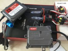 New 45W Yeaky xenon HID kit H1 H3 H7 H11 9005 9006 Fast bright Original Yeaky 5500K HID Light For Headlight Bulbs HID Xenon Kit
