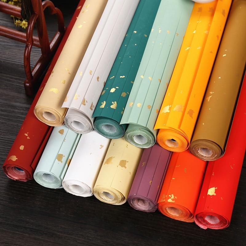 10-hojas-lote-34-138cm-papel-de-arroz-de-colores-chinos-batik-papel-de-caligrafia-china-xuan-zhi-papel-de-arroz-brillante