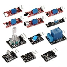 2019 High Quality Ultimate 37 In 1 Sensor Module Kit For Arduino & Raspberry Pi Education User