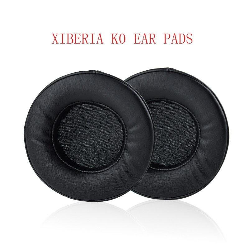 Adecuado para XIBERIA K0 almohadillas de cuero proteico almohadillas de repuesto para los oídos
