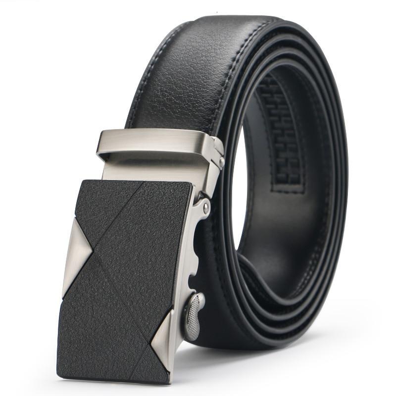 Peikong Male Waist Strap New Designer Men's Belts Luxury Man Fashion Belt Luxury brand for Men High Quality Automatic Buckle