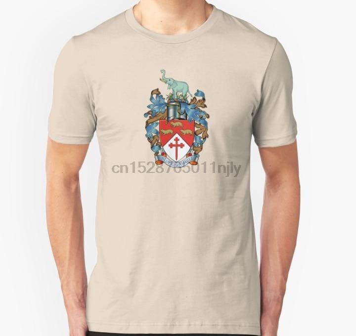 Camiseta de hombre Bulawayo Escudo de Armas camiseta impresa de Zimbabue camiseta top
