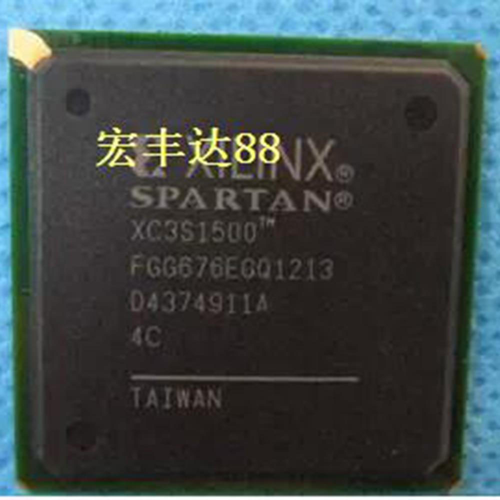 XC3S1500-4FGG676C بغا الأصلي الجديد