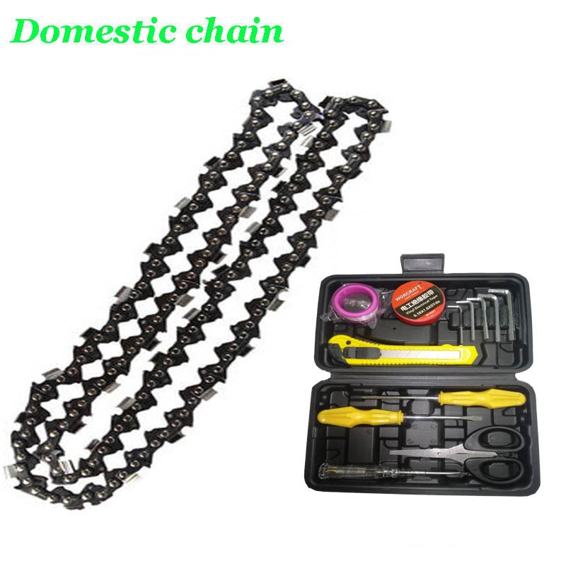 Household Chain Saw High-quality 26-inch Complete Gasoline Chain Saw Chain for Professional Gasoline Chain Saw Woodworking enlarge