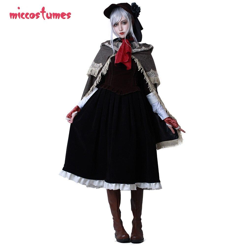 Lalka Cosplay kobieta kostium na Halloween z kapeluszem