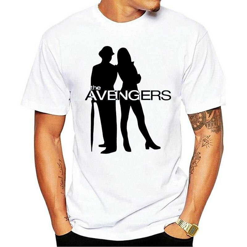 Футболка «мстители» Emma Peel Diana Rigg Sz S - Xxxl Harajuku забавная футболка