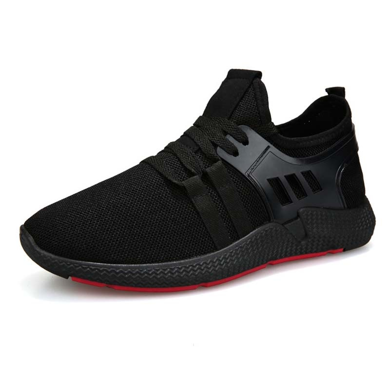 Man Shoes 2019 New Casual Shoes Men Breathable Autumn Shoes Mesh Sneakers Fashionable Breathable Lig
