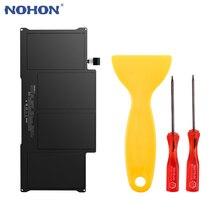 Nouvelle batterie originale pour ordinateur portable NOHON A1405 pour Apple MacBook Air 13