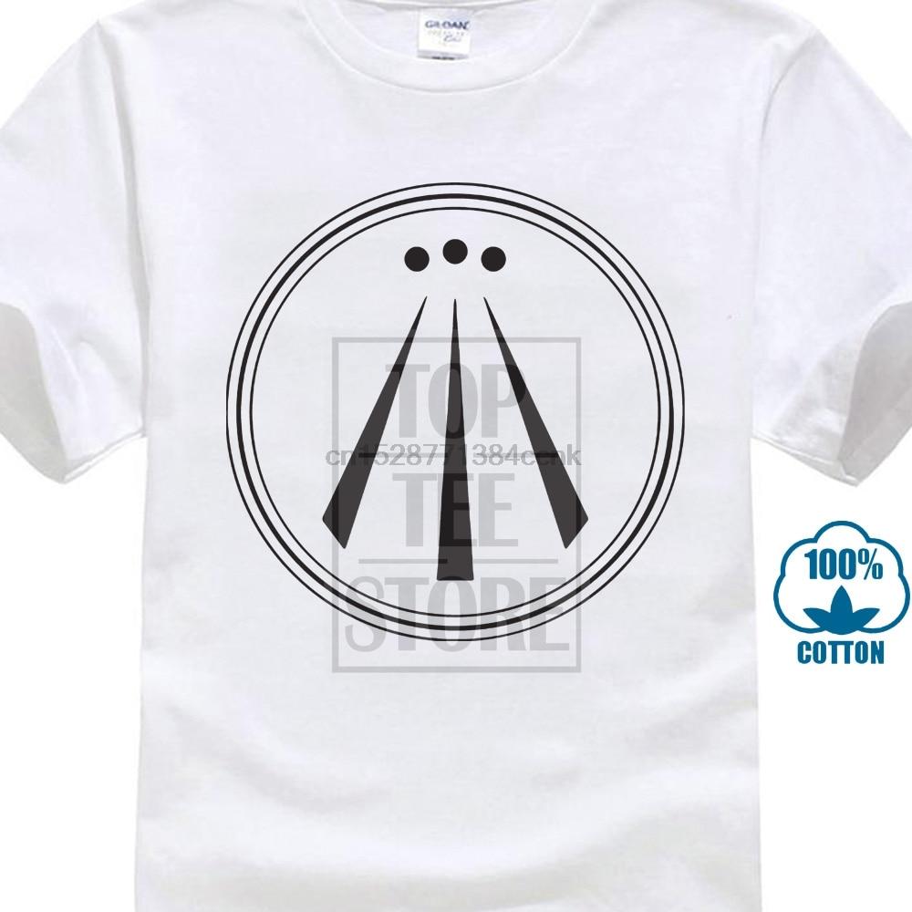 Camiseta para hombre Druid Awen símbolo signo masónico libre albañilería sacerdote Gaelic Cool Casual Pride camiseta hombres Unisex nueva moda