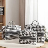 large capacity clothes wardrobe organizer quilt storage bag blanket pillow pouch folding dust proof case accessories supplies