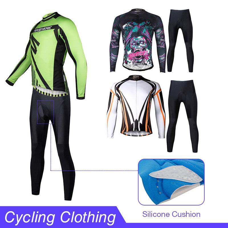 Ropa de bicicleta desgaste-resistente protección de algodón Hombre Ropa de competición carretera bicicleta de montaña ropa atlética Fitness deportes al aire libre