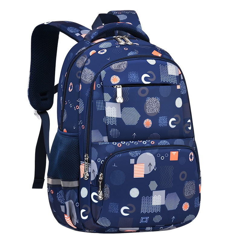 Impermeable de los niños de la Escuela de las niñas mochila escolar...