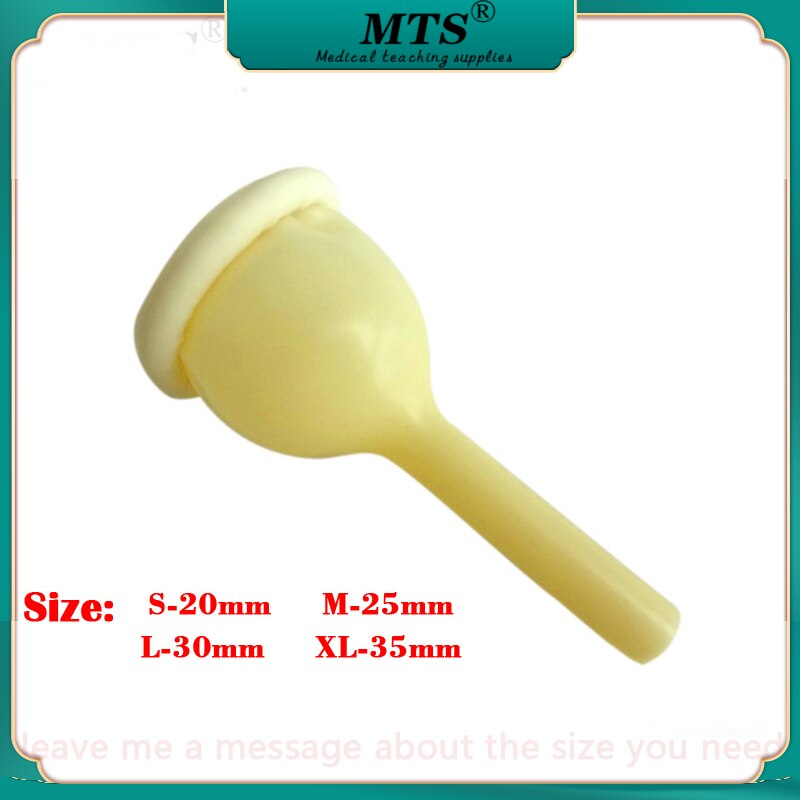 MTC Male External Catheter Disposable Medical urine collector 20pcs/lot urology catheter urine
