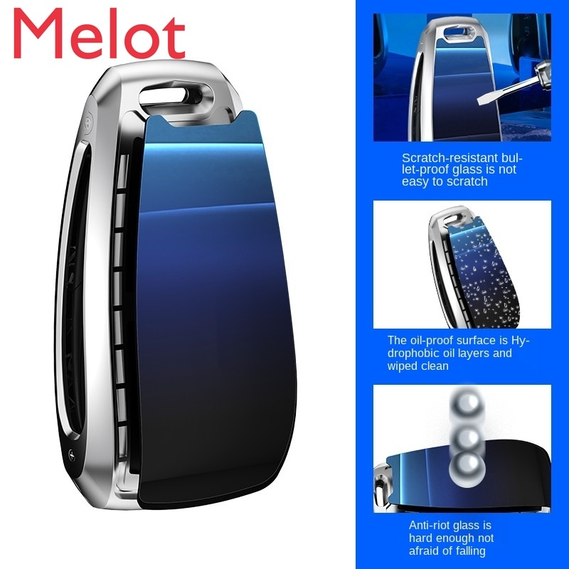 E-Class E300L New C260l Package C200glb Car A200l S350glc260 GLE Buckle Key Case Cover enlarge