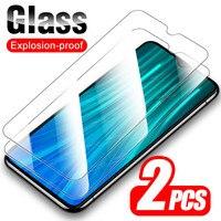 2 шт. закаленное стекло для Xiaomi Redmi Note 8 Pro 8 T Not 8Pro Note8 T на Xiomi Redme 8A Redmi8 A защита для экрана Защитная пленка