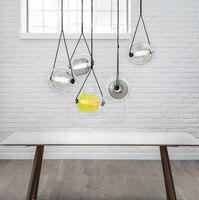 Modern Spider Industrial Pendant Lights for Diving room/Restaurants Kitchen Pendant Lamps E27 Fixtures LED Hanging Lamp