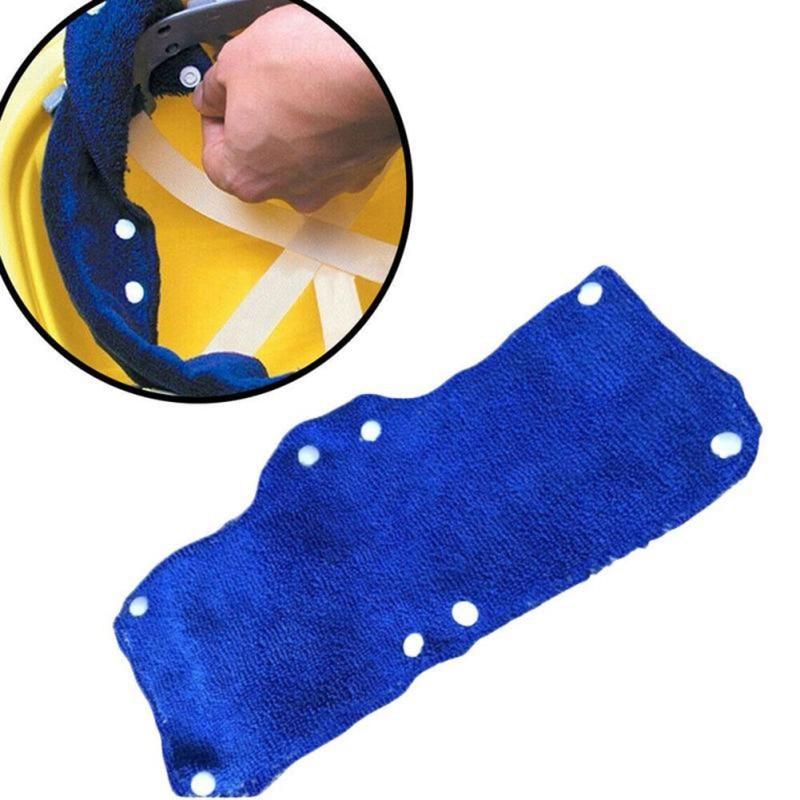 1 ud. De casco de seguridad para el trabajo al aire libre con banda elástica para el sudor